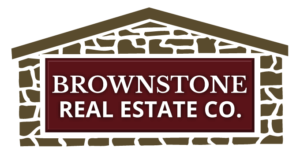 Brownstone Real Estate Logo